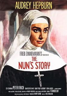 The Nun's Story orig poster