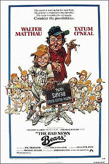 the-bad-news-bears-1976-poster
