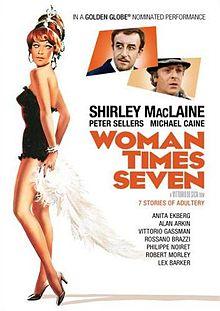 EM Woman Times Seven