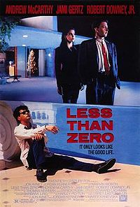 Less Than Zero movie poster.jpg