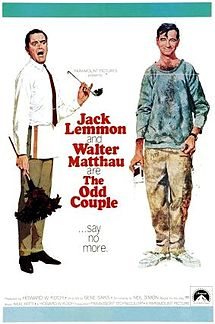 The Odd Couple theatrical