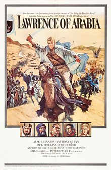Lawrence of Arabia theatrical orig